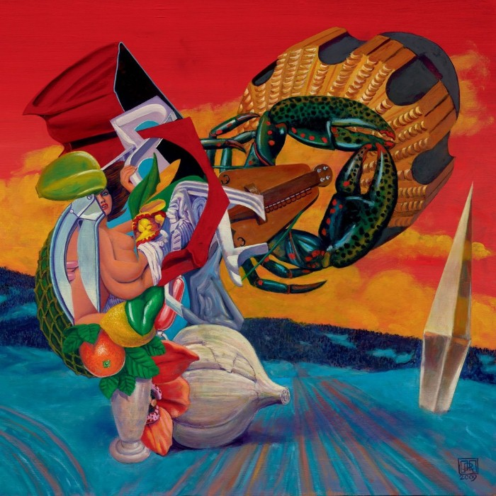the mars volta - Octahedron