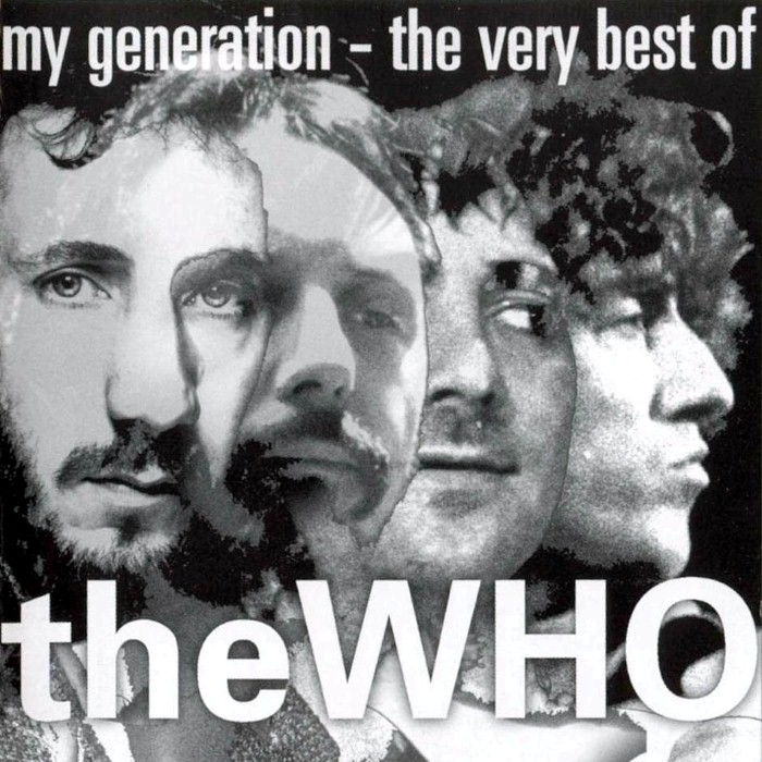 The Who - My Generation - The Very Best of The Who