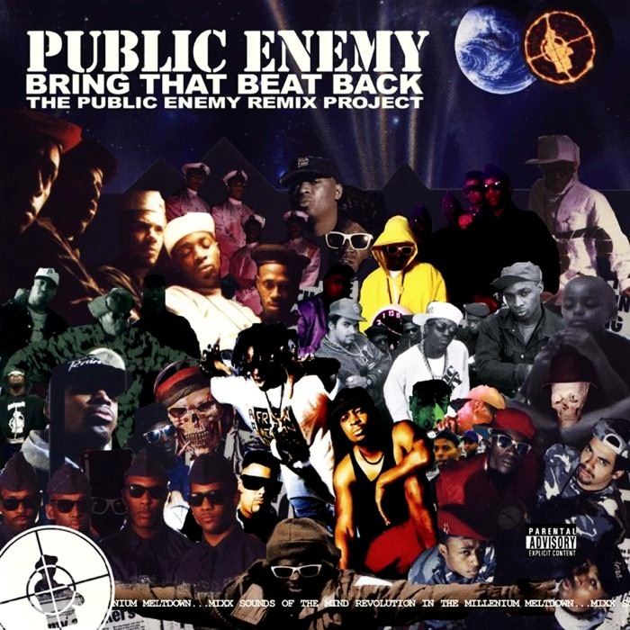 public enemy - Bring That Beat Back: The Remix Project