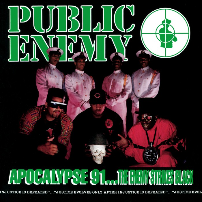 public enemy - Apocalypse 91�The Enemy Strikes Black