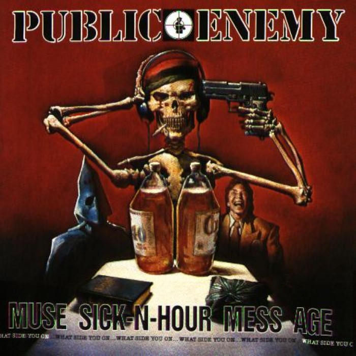 public enemy - Muse Sick�N�Hour Mess Age