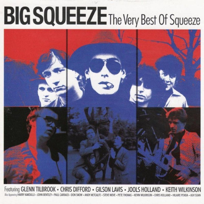 squeeze - Big Squeeze: The Very Best of Squeeze