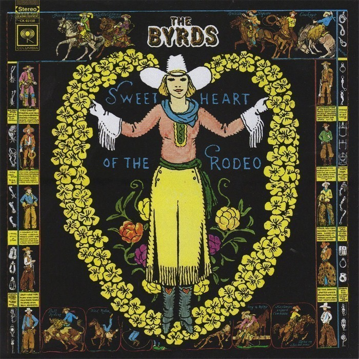 the byrds - Sweetheart of the Rodeo