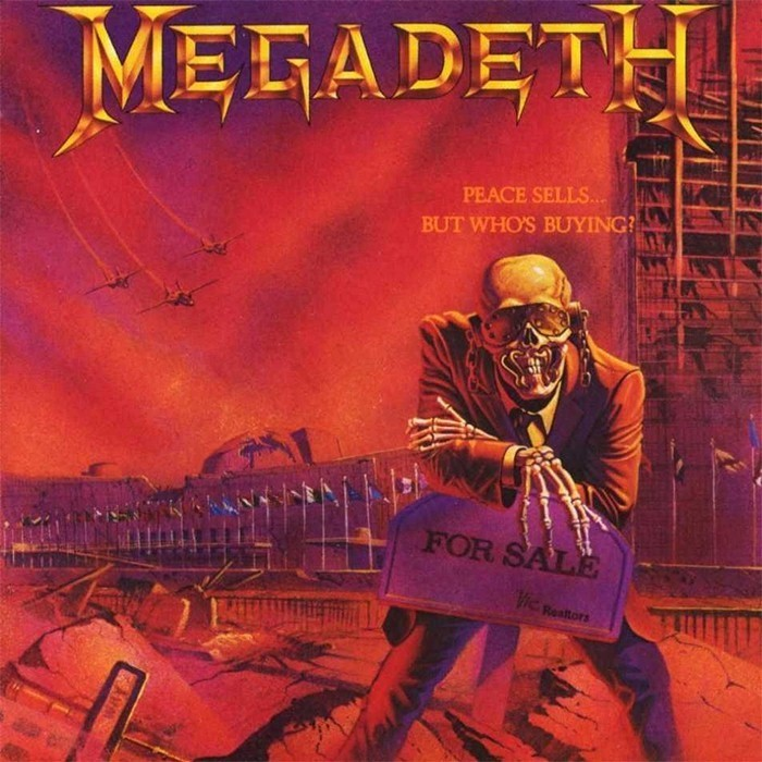 megadeth - Peace Sells... But Who