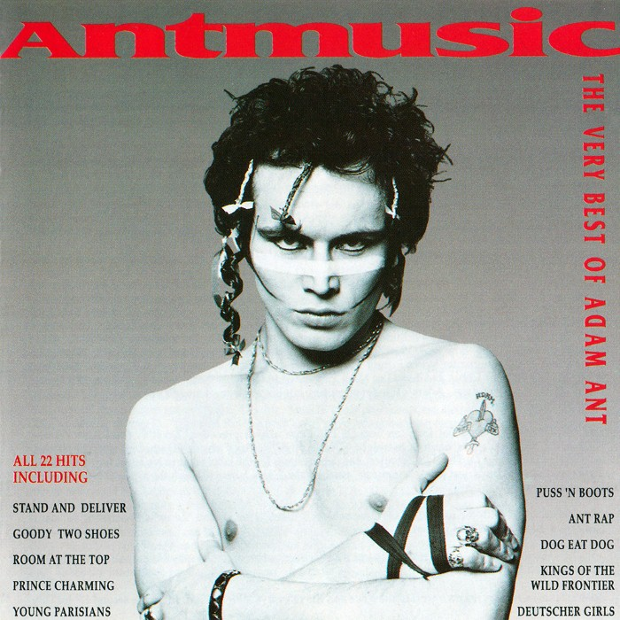 Adam and the Ants - The Very Best of Adam and the Ants