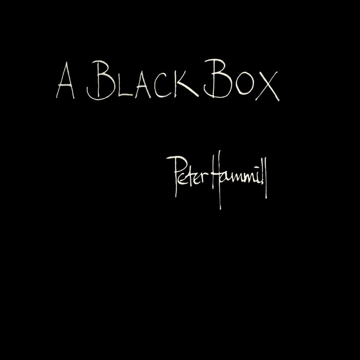 Peter Hammill - A Black Box