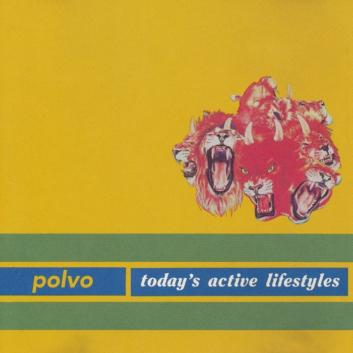 Polvo - Today's Active Lifestyles