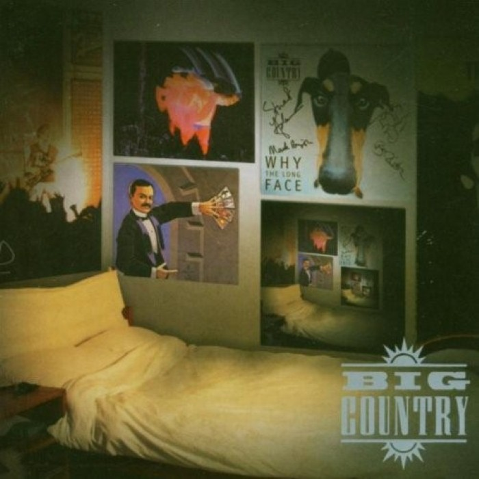 Big Country - Under Cover