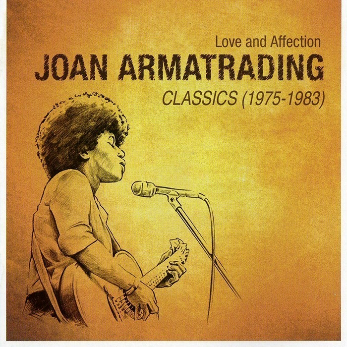 Joan Armatrading - Love & Affection