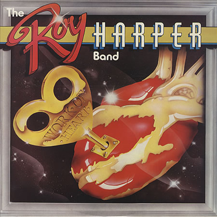 Roy Harper - Work of Heart