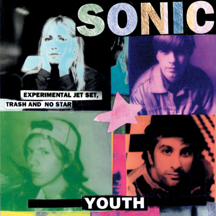 Sonic Youth - Experimental Jet Set, Trash and No Star