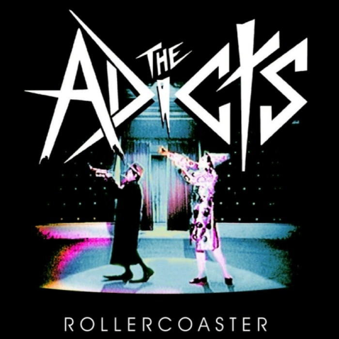 The Adicts - Rollercoaster