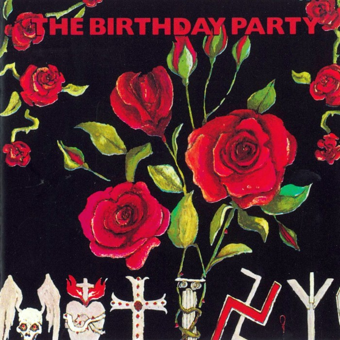 The Birthday Party - Mutiny / The Bad Seed EP