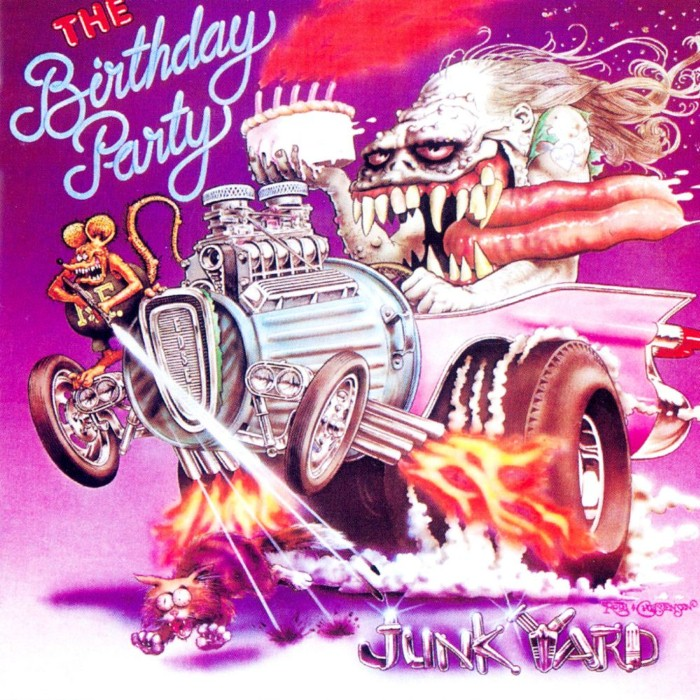 The Birthday Party - Junk Yard