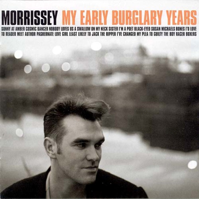 Morrissey - My Early Burglary Years