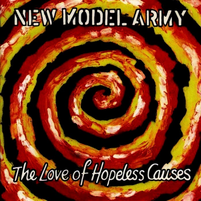 New Model Army - The Love of Hopeless Causes