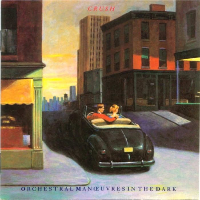 Orchestral Manoeuvres in the Dark - Crush