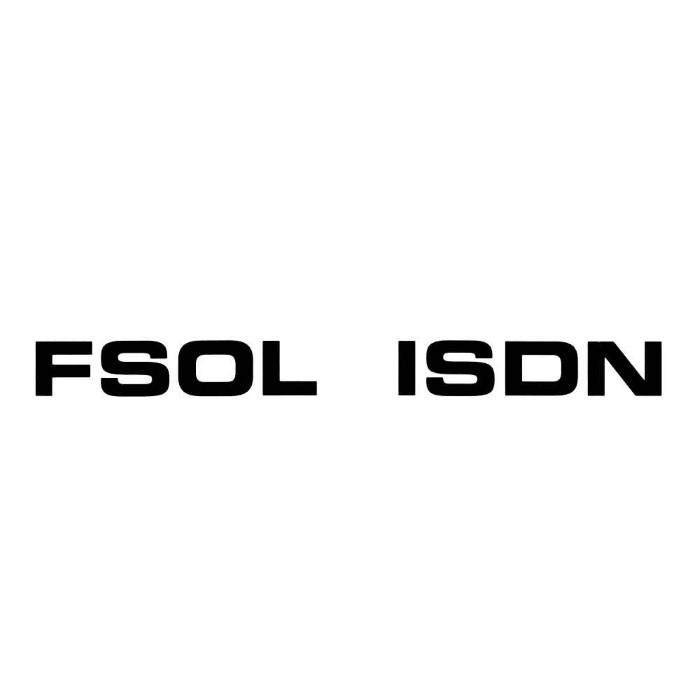 The Future Sound of London - ISDN