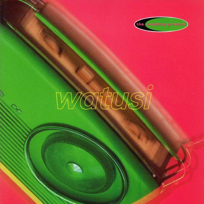 The Wedding Present - Watusi