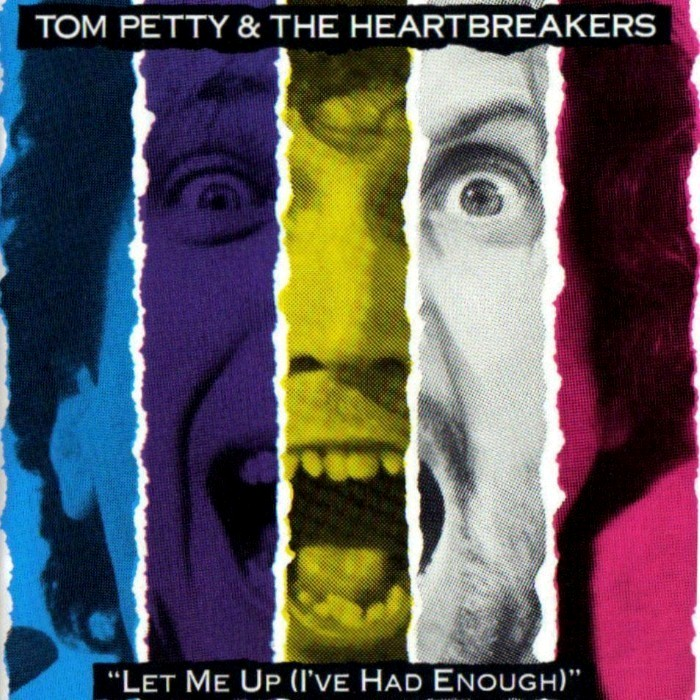 Tom Petty And The Heartbreakers - Let Me Up (I