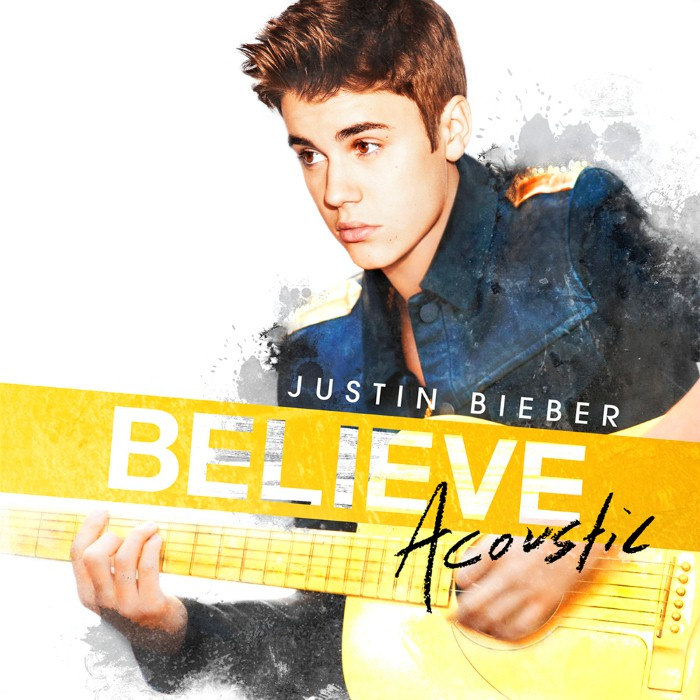 Justin Bieber - Believe (Acoustic)