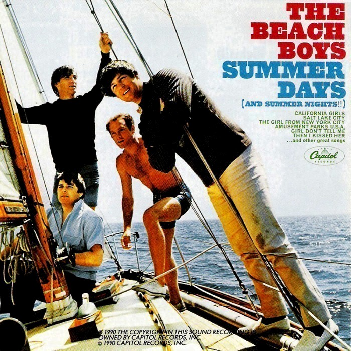 The Beach Boys - Summer Days (and Summer Nights!!)
