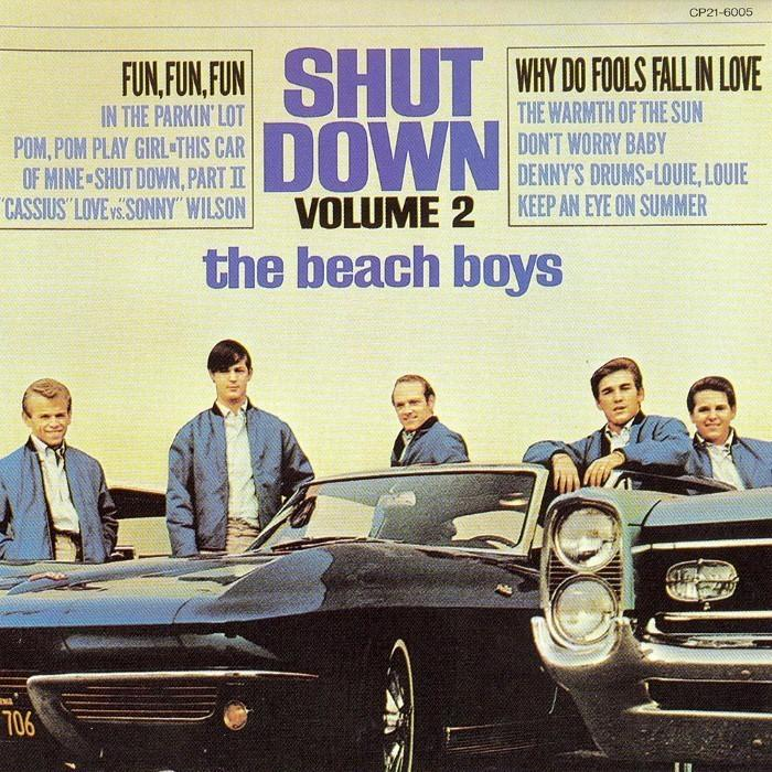 The Beach Boys - Shut Down, Volume 2