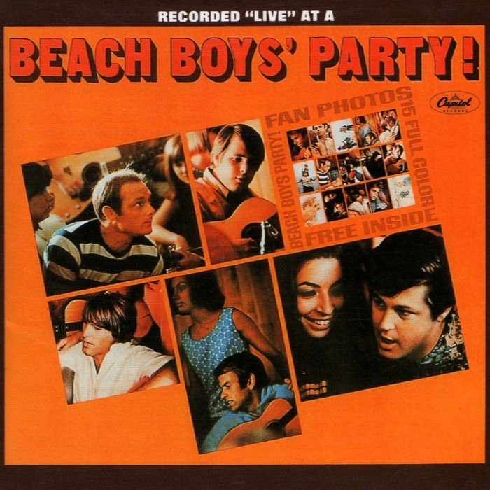 The Beach Boys - Beach Boys