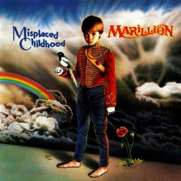 marillion - Misplaced Childhood