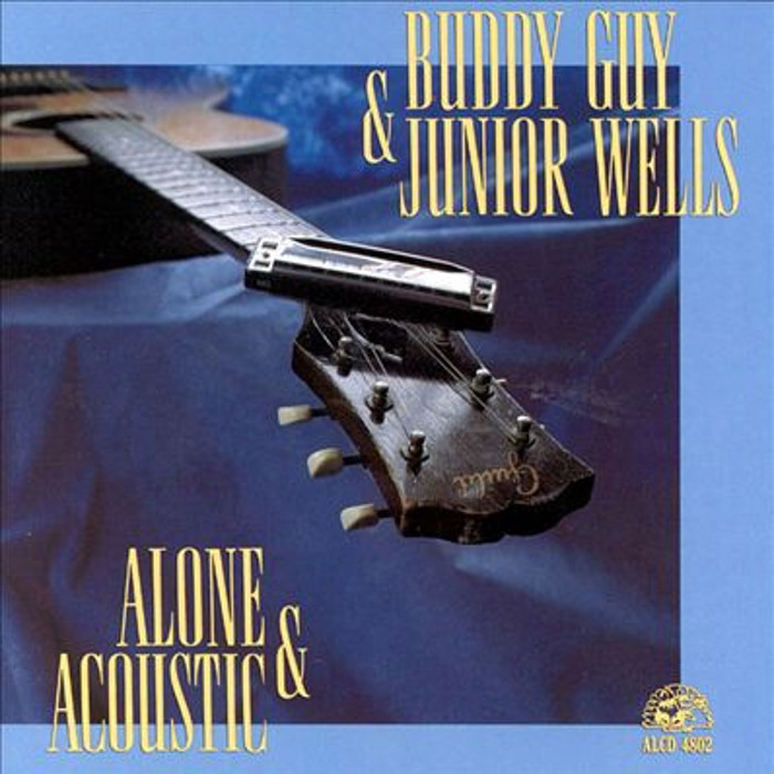 Buddy Guy - Alone & Acoustic