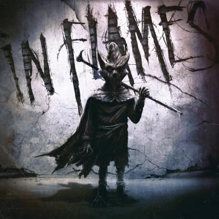 In flames - I, the Mask