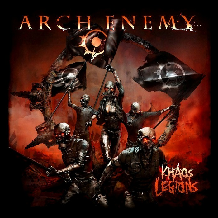 arch enemy - Khaos Legions