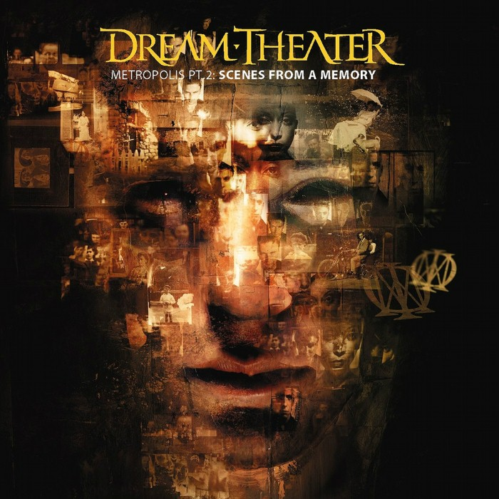 Dream Theater - Metropolis, Part 2: Scenes From a Memory