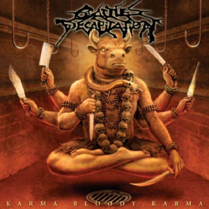 Cattle Decapitation - Karma.Bloody.Karma