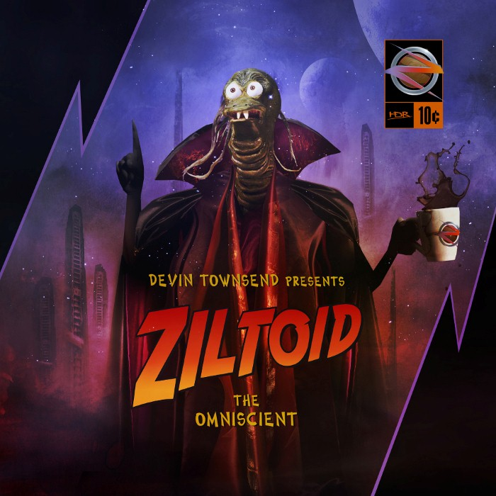Devin Townsend - Ziltoid the Omniscient