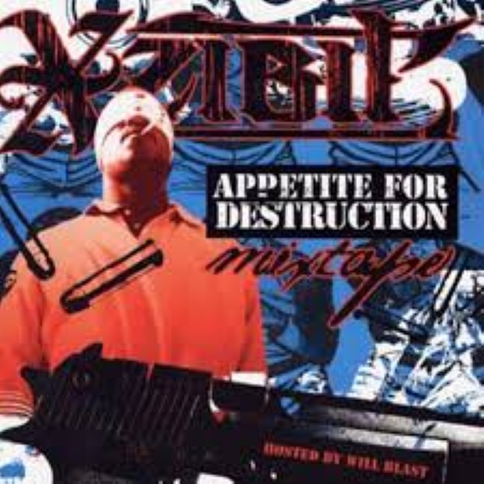 Xzibit - Appetite for Destruction