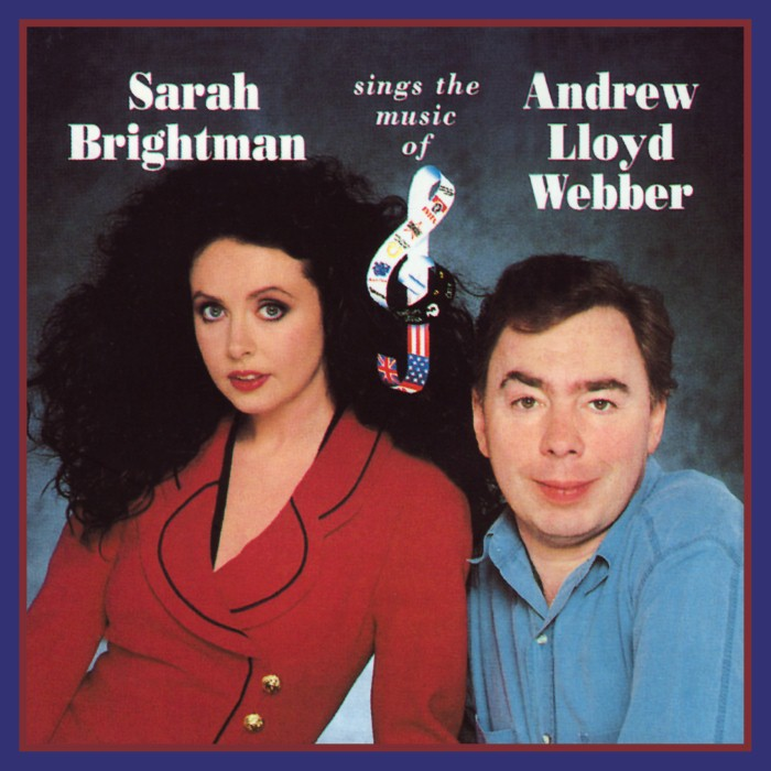 Sarah Brightman - Sarah Brightman Sings the Music of Andrew Lloyd Webber
