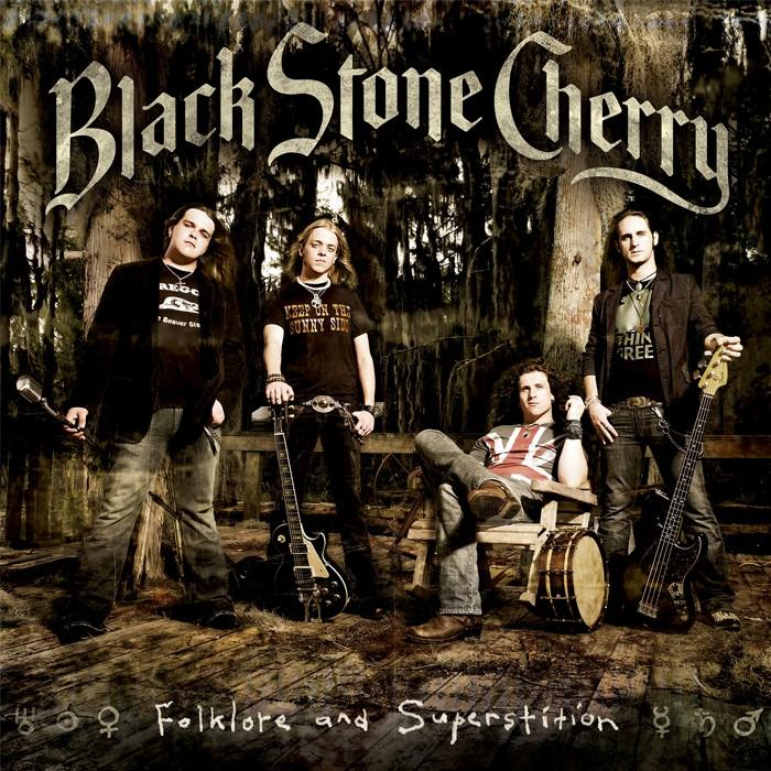Black Stone Cherry - Folklore and Superstition
