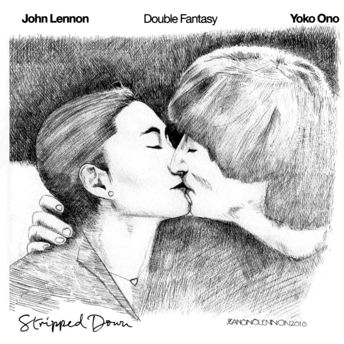john lennon - Double Fantasy Stripped Down