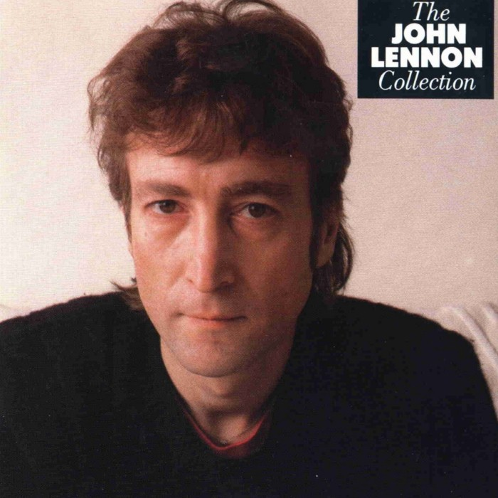 john lennon - The John Lennon Collection