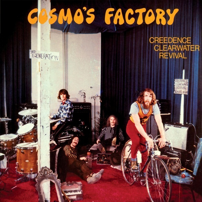 creedence clearwater revival - Cosmo