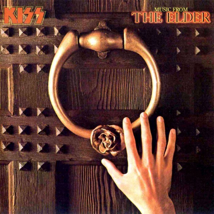 "kiss - Music From ""The Elder"""