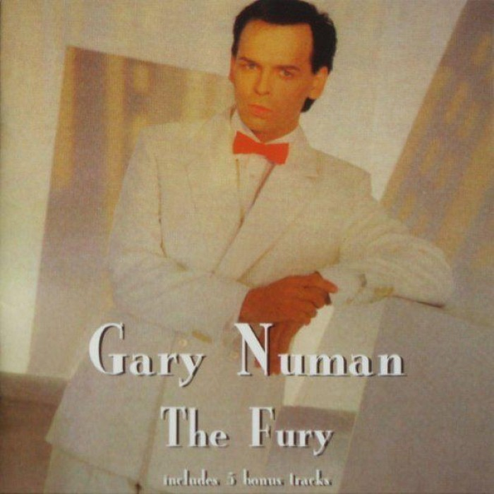 Gary Numan - The Fury