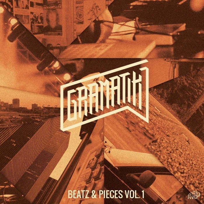 Gramatik - Beatz & Pieces, Volume 1