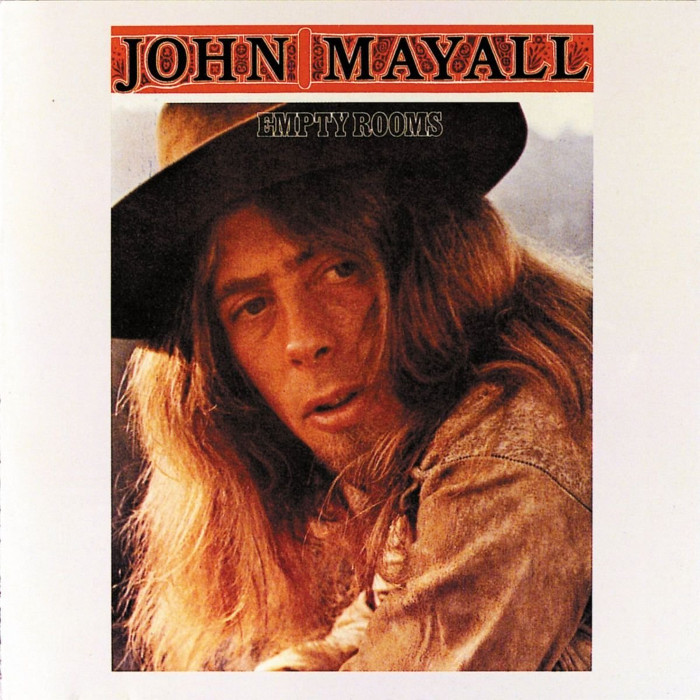 John Mayall - Empty Rooms