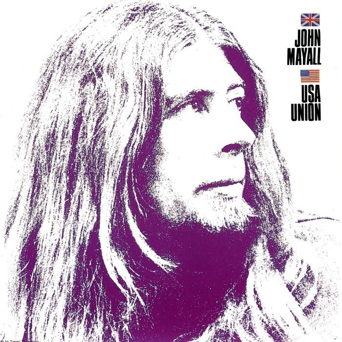 John Mayall - USA Union